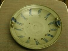 More details for suzanne wissa wassef pottery  stoneware egyptian plate