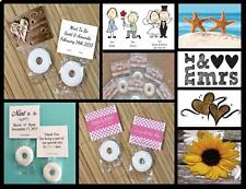 WEDDING BRIDAL SHOWER PARTY FAVOR LIFESAVER MINT INCLUDED BEACH RUSTIC MANY MORE