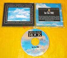 I Grandi della Musica Rock - TOP TEN 1982 - CD 1995