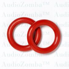 VALVE TUBE DAMPER RINGS PAIR *VIBRA-SORB 20MM 6N1 6N2  6N3 12AX7 ECC83 12AU7