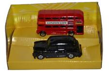 BUS AND TAXI LONDON 1:43 MODELS