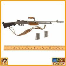 WWII US Army - BAR Machine Gun #1 - 1/6 Scale - Alert Line Action Figures