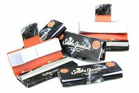 100% Hemp Rolling Papers Singles With Filter Tips & Magnet [Organic Herb Smoking