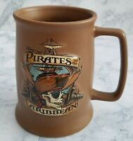 Disney - Pirates Of The Caribbean Coffee Mug Cup - Authentic Park Collectable