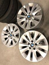 3x Original BMW E60 E61 ALUFELGEN Styling 116 7,5J ET20 5x120 17 Zoll TN 6758775