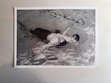 1974 B/W Photograph. Lifesaving/ Men in Pool. Royal Marsden Hospital, Belmont