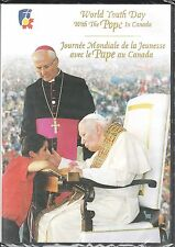 World Youth Day with Pope John Paul II in Toronto Canada [RARE] dvd (BRAND NEW)
