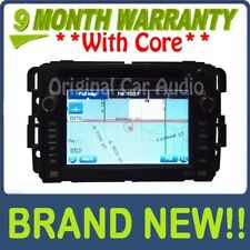 NEW Unlocked GMC CHEVY Navigation GPS Touch Screen Radio Display DVD Player OEM
