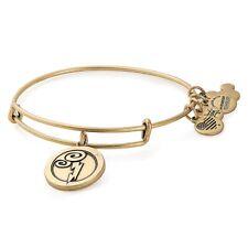 Disney Parks Alex and Ani Hercules Gold 2020 Bangle Bracelet New
