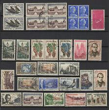FRANCE 1957 un lot de timbres oblitérés /T1914