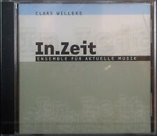 CD CLAAS WILLEKE - in.zeit ensemble für aktuelle musik, neu - ovp