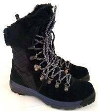 MERRELL Women's Astoria Black Lined Winter Boots J20260 US 7 UK4.5 EUR 37.5 T115