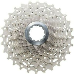 Shimano CS-6700 10 Speed Ultegra Bicycle Cassette - Silver