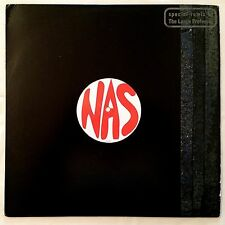1994 - NAS - IT AIN'T HARD TO TELL - LARGE PROFESSOR REMIX - PROMO ONLY RARE!