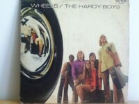 THE   HARDY   BOYS     LP      WHEELS