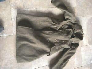 ww2 British army greatcoat 1941