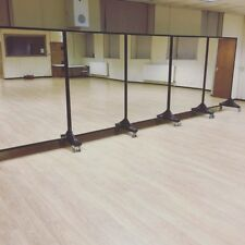 FOUR Portable Mirrors - Gym, Dance, Fitness, Beauty