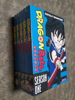 Dragon Ball Seasons 1-5 DVD Complete Series Fast shipping Priority Mail