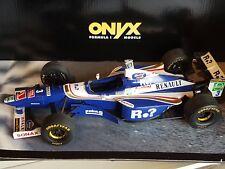 Williams Renault FW19, Canadien Driver #3, Onyx 1:18. neu OVP, selten