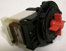 Pumpenmotor 124598800 für Zanker Lavita 9101 Waschmaschine 914847106