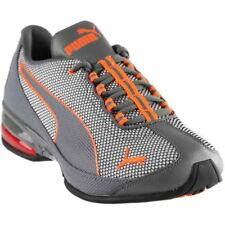 Puma Reverb Knit Running Shoes Grey- Mens- Size 14 D