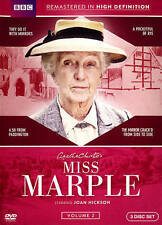 Miss Marple: Volume Two DVD! NEW! FREE SHIPPING!!