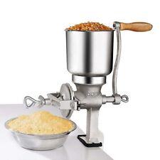 HOT Manual Corn Grinder Flour Maker Wheat Grain Nut Mill Cast Iron Kitchen Tool
