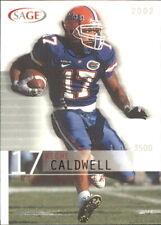 2002 SAGE Football Card Pick