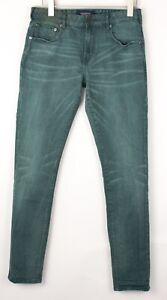 Scotch & Soda Hommes Skim Slim Jeans Extensible Taille W32 L34