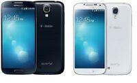 Samsung Galaxy S4 S-4 SGH-M919T-r(Unlocked)Smartphone Cell Phone AT&T T-Mobile