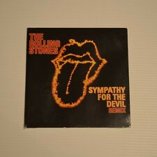 ROLLING STONES - Sympathy for the devil remix - 2003 2-TRACK CDSingle