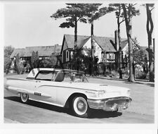 Factory Photo 1954 Ford Thunderbird Two Door Hardtop Ref. # 80201