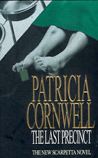1st Edition Patricia Cornwell Thrillers Books