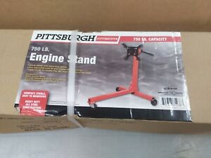 NEW PITTSBURGH 750LB ENGINE STAND LOCAL PICKUP ONLY 61238