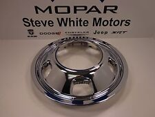 03-18 Dodge Ram 3500 Dually New Front Wheel Cover 17X6 Chrome Mopar Factory Oem