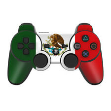 Sony PS3 Controller Skin - Mexican Flag by Flags - DecalGirl Decal