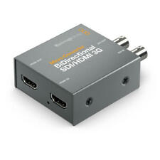 Blackmagic SDI to HDMI 3G Bi-Directional Micro Converter with Power Supply
