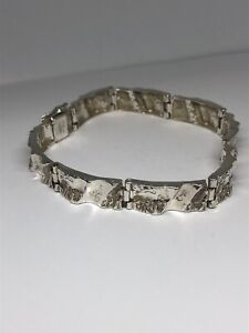 Sterling Silver Bracelet Norway Norwegian