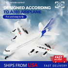 Remote Control Gyro Airplane Airbus A380 Easy Fly RC Drone Toy Kids Xmas Gifts