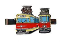 Krawattenklammer Straßenbahnen T2 und Bovera