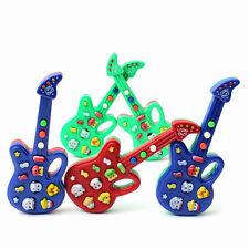 Children Child Baby Kids Electronic Guitar Nursery Rhyme Developmental Music Toy