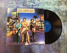 GFA The Isley Brothers * ERNIE ISLEY * Signed Autograph Record Album AD1 COA