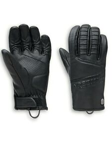 Harley-Davidson Men's Ozello Perforated Leather Gloves