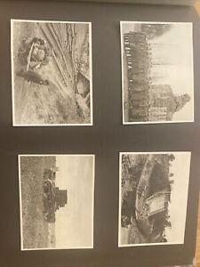 Fotoalbum Russlandfeldzug 2WK2,beschädigte Brücken,Panzer