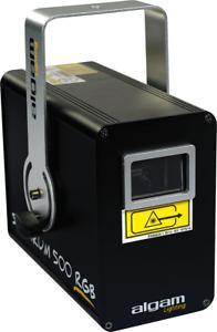 LASER D'ANIMATION 500MW RGB  ALGAM LIGHTING SPECTRUM400RGB