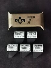 5x Kodak Eastman Double-X B&W 35mm film. Fresh! 04/2020 iso250 BWXX DX Coded