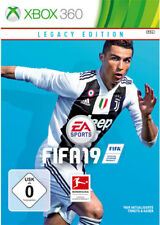 FIFA 19 Legacy Edition Xbox 360 XB360 deutsche Version VÖ 28.09.18