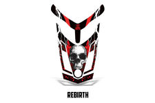 SIKSPAK Ski-Doo Rev XR Hood Decal Graphic Kit Sled Snowmobile Wrap 2013+ RB RED