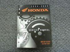 2004 2005 Honda NRX1800 Valkyrie Rune Motorcycle Shop Service Repair Manual Book