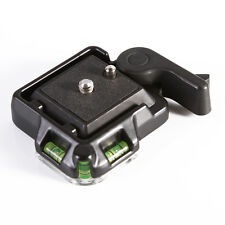 Clamp & Quick Release QR Plate For Tripod Ball Head Benro Arca-Swiss Compatible5